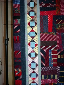 Border of Quilt