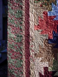 Tesselation borders