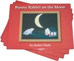 Bunny Rabbit on the Moon