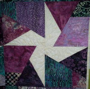 Quilting Close Up